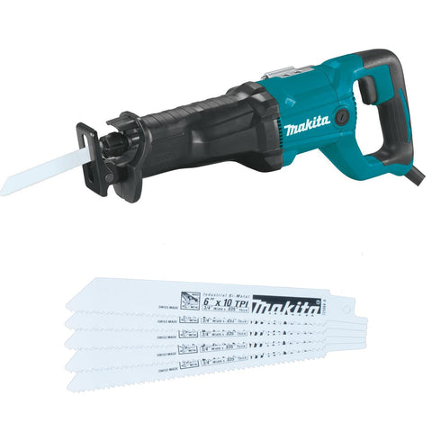 Makita Recipro Saw 12 Amp Set