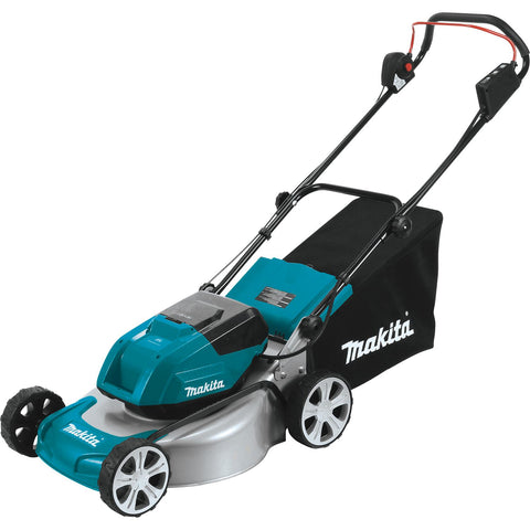 "Makita 18"" Residential Lawn Mower 36v, Tool Only"