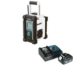 Makita 18V LXT® Cordless FM/AM Job Site Radio Set