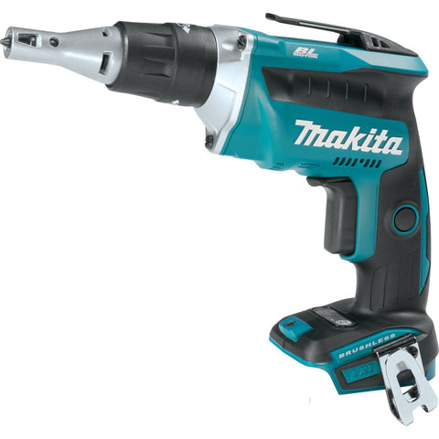 Makita 18V LXT® Lithium-Ion Brushless Cordless Drywall Screwdriver, Tool Only