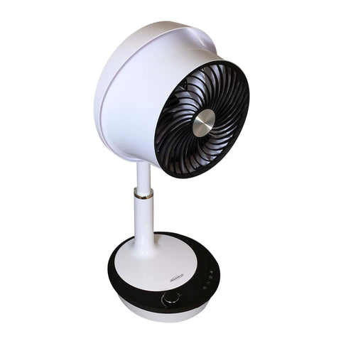 "Soleus Air 9"" Adjustable Floor & Tabletop Air Circulator"
