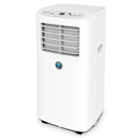 JHS 8K BTU Portable Air Conditioner with Digital Display and Remote Control
