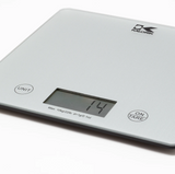Kalorik XL Silver Digital Kitchen Scale