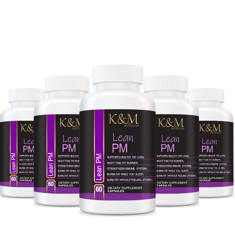 Lean PM, Fat Burner, Weight Loss, Supplement, Lose Weight Fast