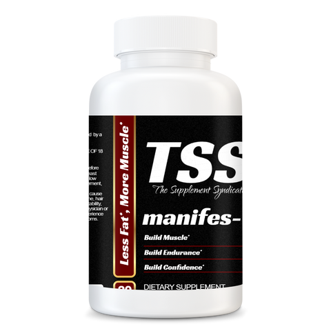 manifes-T Test Booster - K&M Wellness Sports Nutrition