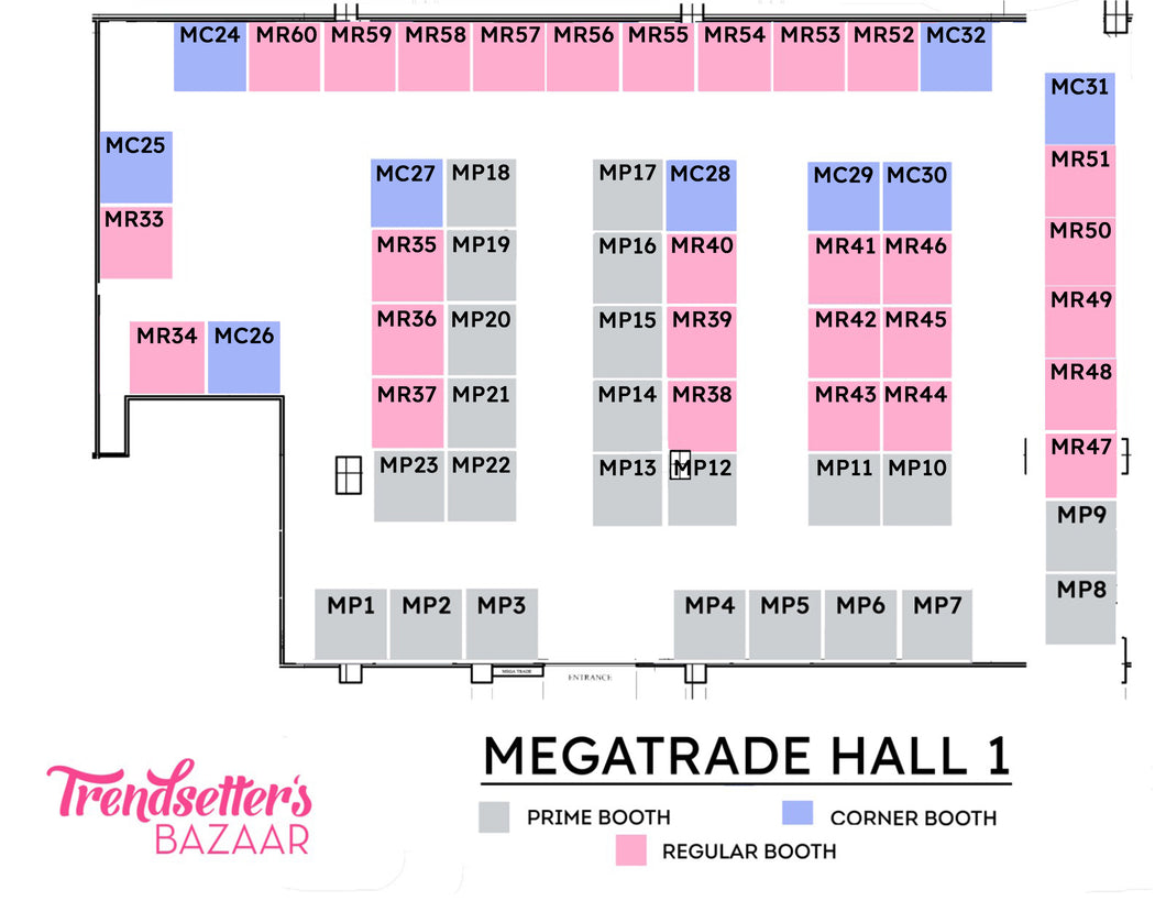 Oct 15-17, 2021 : Megatrade Hall 1, SM Megamall