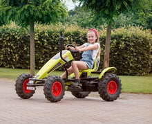 Load image into Gallery viewer, Berg Claas BFR Go Kart | Claas Tractor Ride Ons