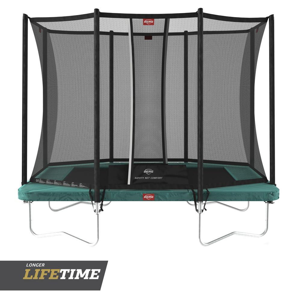 Berg Ultim Champion Trampoline - Rectangular