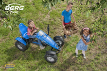 Load image into Gallery viewer, Berg New Holland BFR-3 Go Kart | Ride On Tractors (with gears)