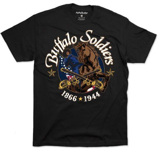 Buffalo Soldier Tee Shirt