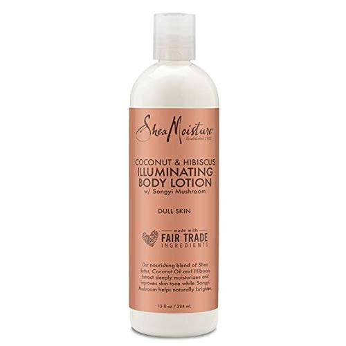 Shea Moisture Coconut & Hibiscus Body Lotion