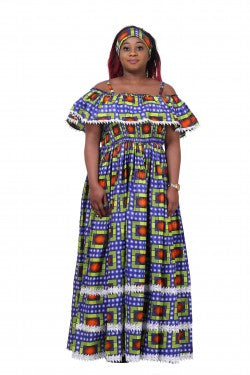 African all occasion dress