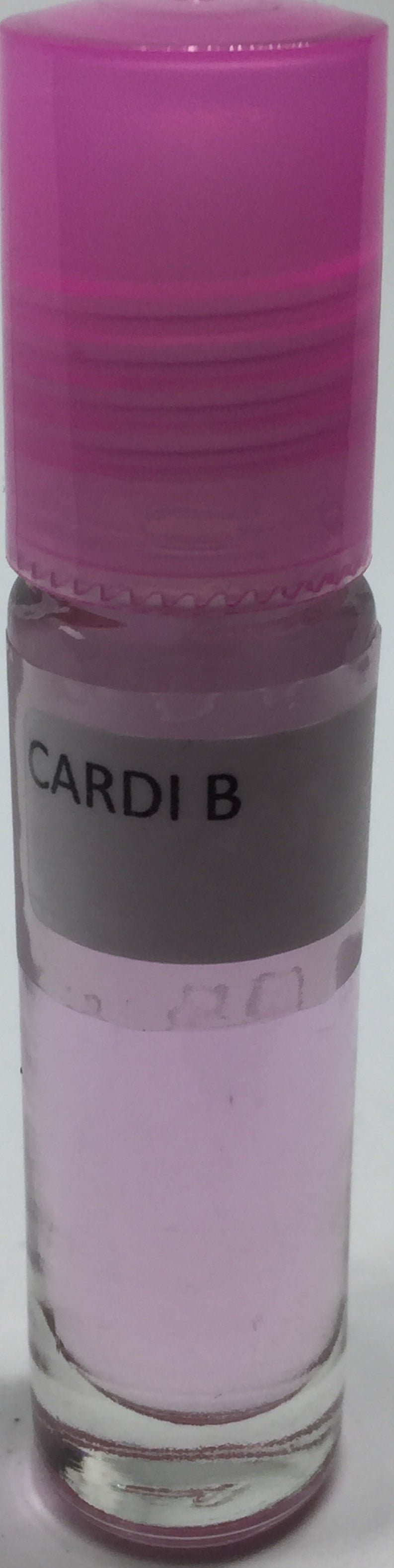 Cardi B:Fragrance(Purfume)Body Oil Women