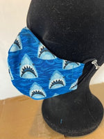 Jaws is coming! Coronavirus Protection Face Mask