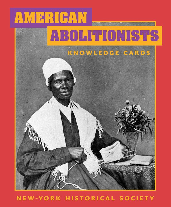 Abolitionist Knowledge Card