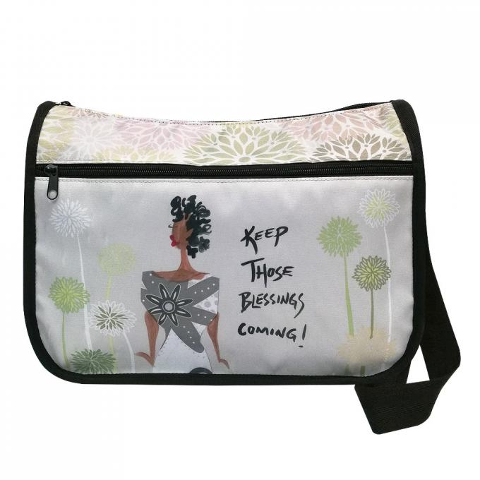 Keep Those Blessings Coming! Crossbody