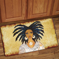 Nubian Queen Interior Floor Mat