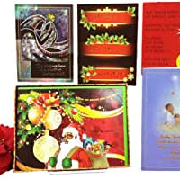 Holiday Card Assortment 15 Cards per box-Envelopes included