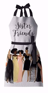 Sister Friends Apron