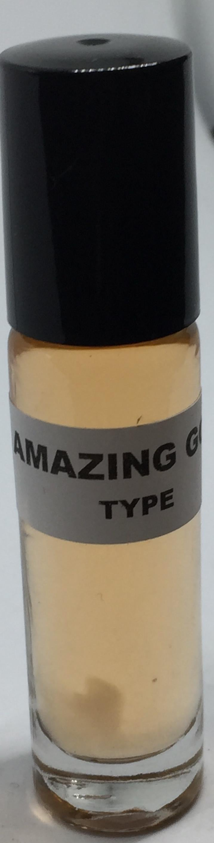 Amazing Gold Type: Fragrance(Perfume) Body Oil