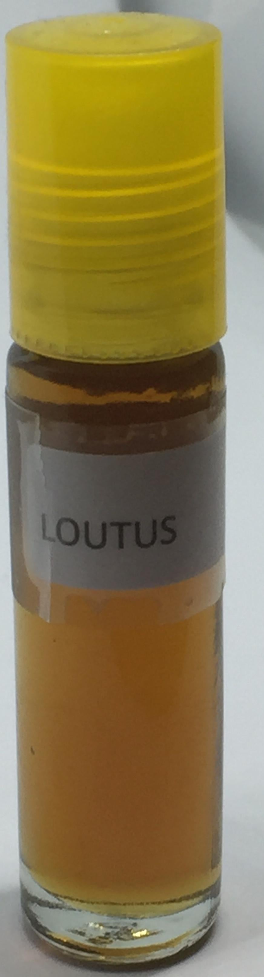Lotus Oil: Fragrance(Perfume)Body Oil Unisex