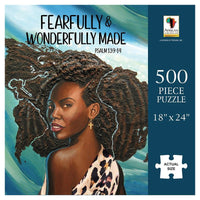 Wonderfully Made Puzzel