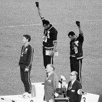 68 Olympics Black Power Salute Poster