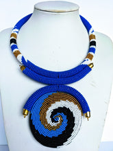 Load image into Gallery viewer, African Necklace - Zulu Massai