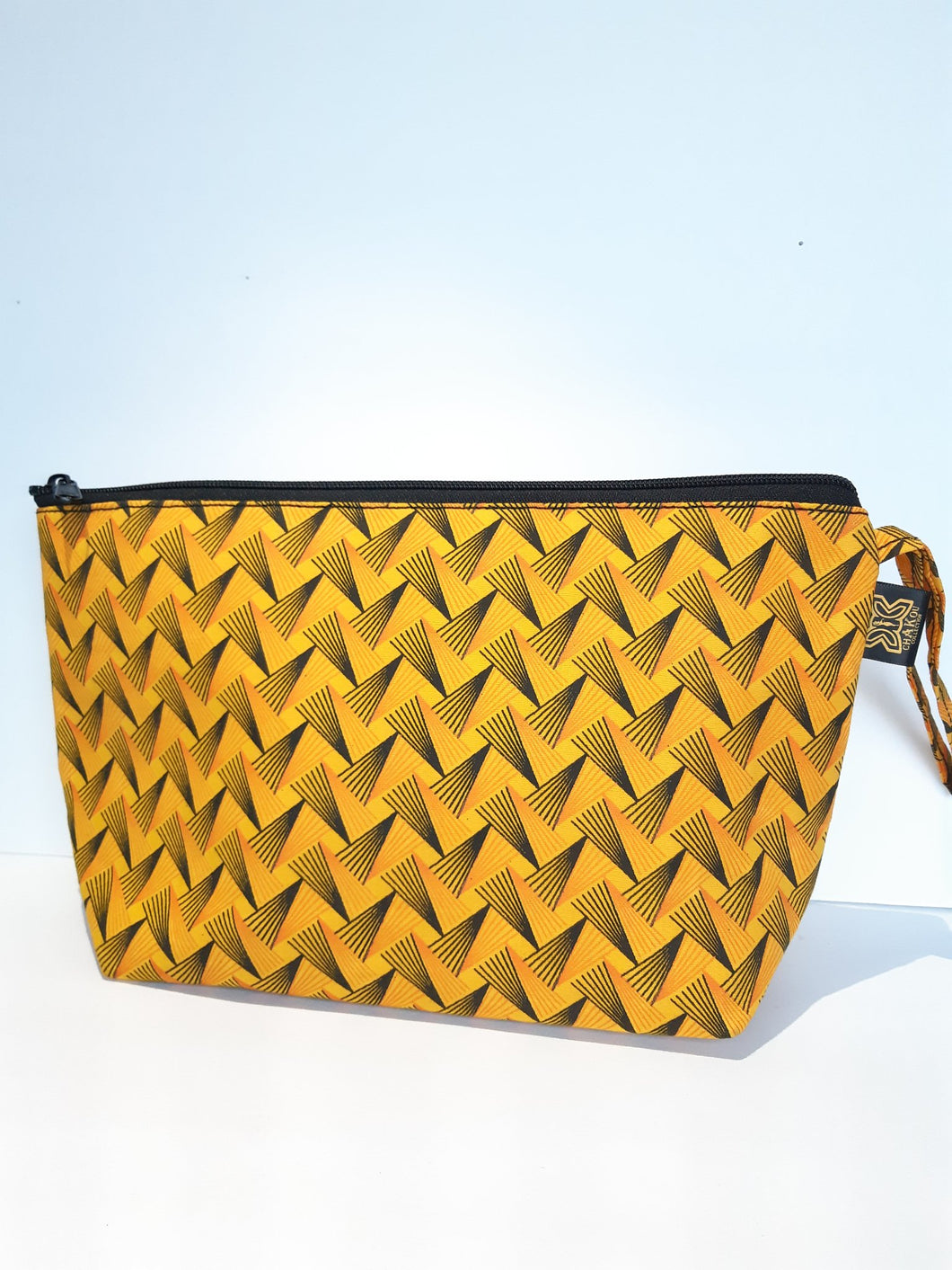 Shweshwe Toiletry Bag