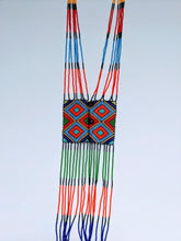 Load image into Gallery viewer, Xhosa Tie Beaded Necklace