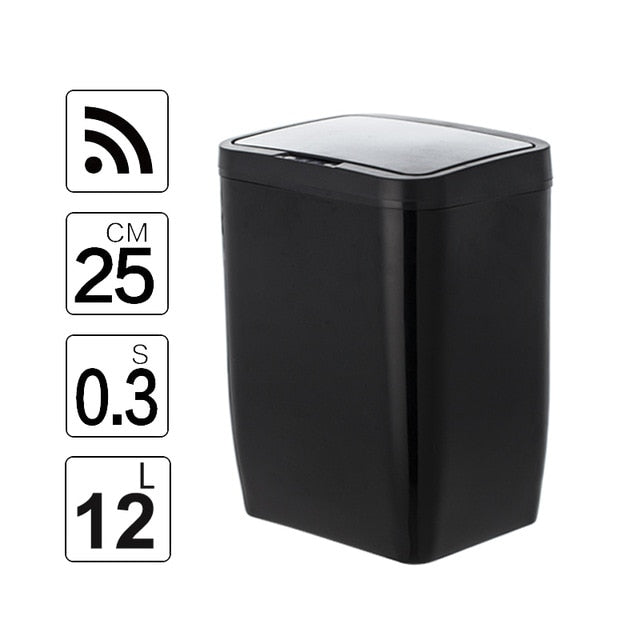 Motion Sensor Trash Can