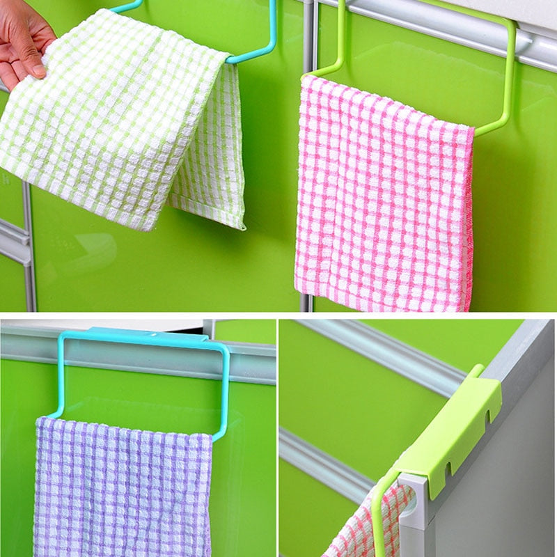 Kitchen Towel Organizer