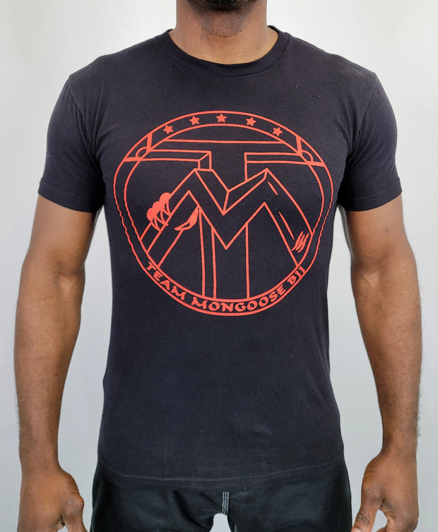 Black/Red Team T-Shirt