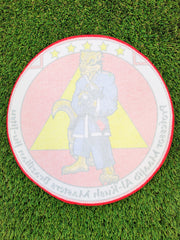 "11"" Team Back Patch"