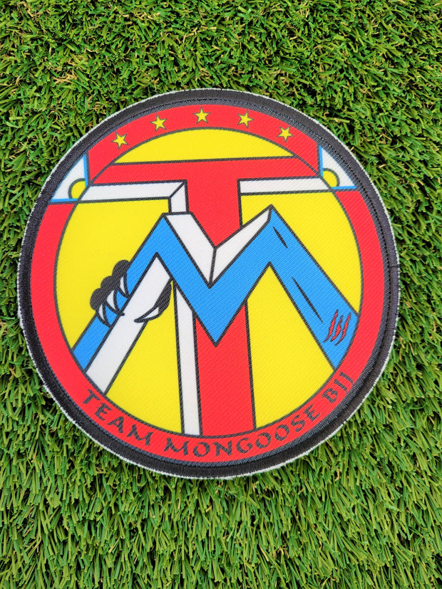 "4"" Team Patch"