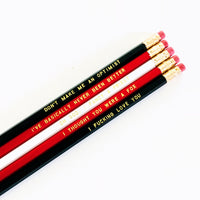 Fleabag Pencil Set - Set B