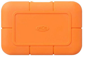 "LaCie Rugged External SSD 1TB 2.5"" Drop Resistant, USB-C, STHR1000800"