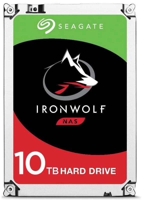 Seagate Ironwolf NAS Internal HDD 3.5