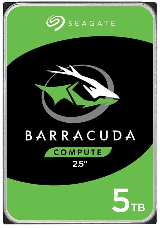Seagate Barracuda Internal HDD 2.5
