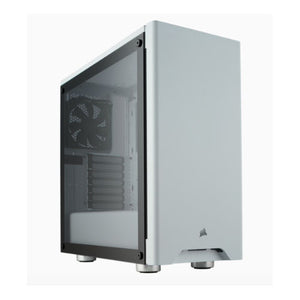 Corsair Carbide 275R White Tempered Glass Solid ATX Mid-Tower Case