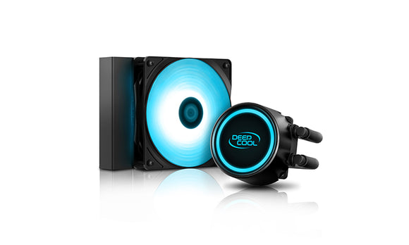 Deepcool GAMMAXX L120T BLUE Liquid Cooler