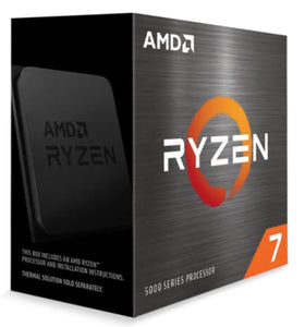 AMD Ryzen 7 5800X Zen 3 CPU 8C/16T TDP 105W Boost Up To 4.7GHz Base 3.8GHz