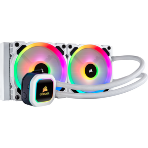 Corsair Hydro H100i RGB Platinum SE White CPU Cooler