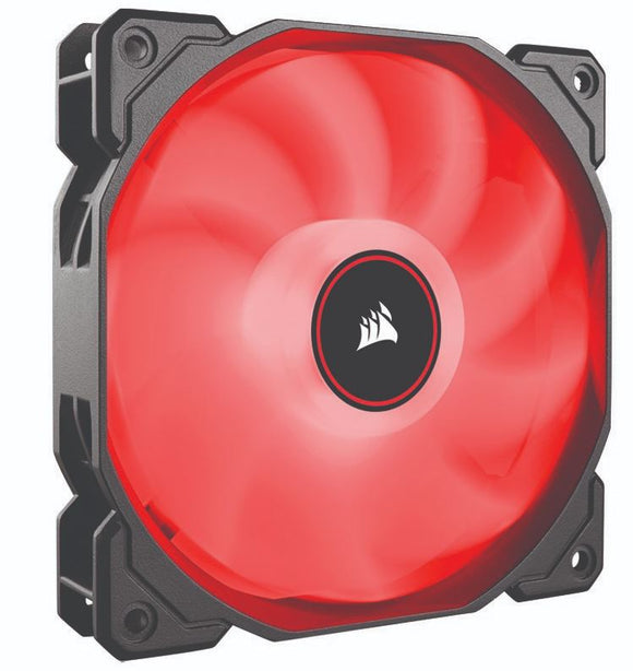Corsair Air Flow 120mm Fan Low Noise Edition / Red LED 3 PIN - Hydraulic Bearing