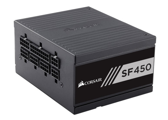 Corsair 450W SF 80 Plus Gold Fully Modular SFX Power Supply