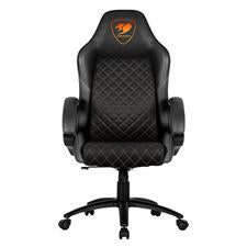 Cougar Fusion Gaming Chair - Black
