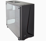 Corsair Carbide Series SPEC-05 Mid-Tower Gaming Case, Black. Supports Mini-ITX, mATX, ATX.