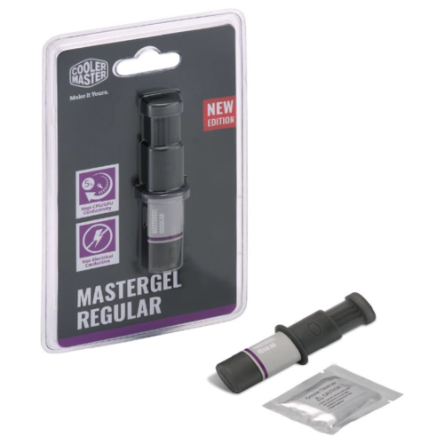 Cooler Master MasterGel Series Regular Thermal Paste