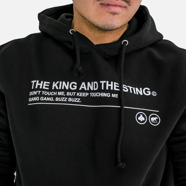 The King And The Sting Hoodie