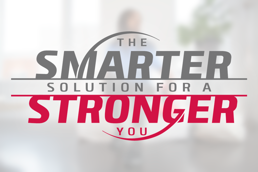 Power Plate:The Smarter Solution for a Stronger You